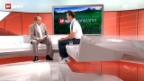 Video «Studiogast Kilian Wenger, Gespräch Teil II» abspielen