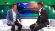 Video «Fussball: Uli Forte über seine Forderungen an die YB-Spieler» abspielen