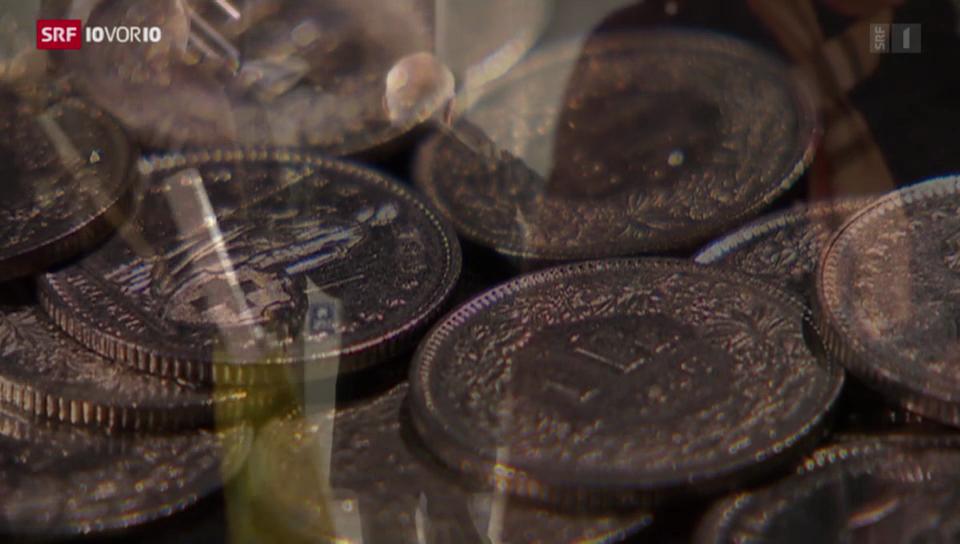In den Pensionskassen schlummern Milliarden