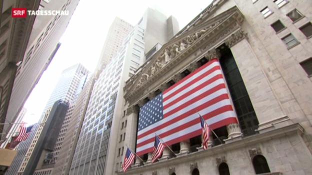 Video «Libor wird künftig in New York festgelegt» abspielen