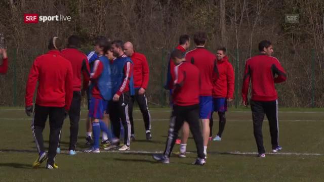 Basel vor Viertelfinal-Rückspiel gegen Tottenham