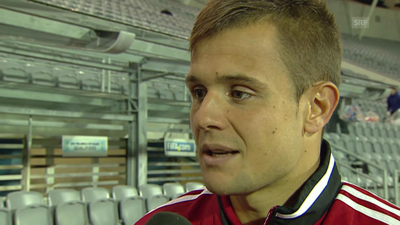 Interview mit Amir Abrashi («sportlive»)