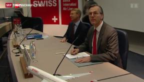 Video « Christoph Franz wird neuer VR-Präsident von Roche» abspielen