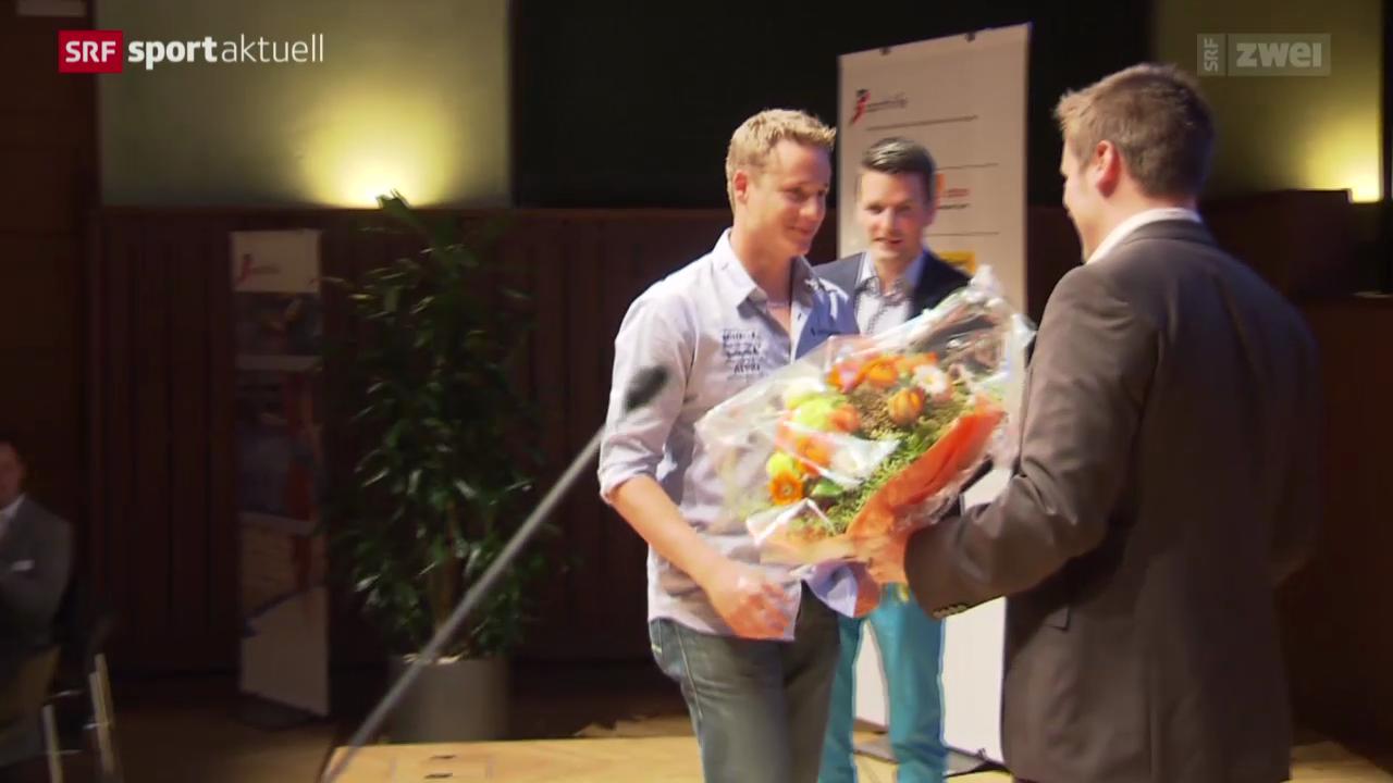 Allgemein: Vergabe des Schweizer Nachwuchspreises