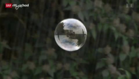 Wetterphänomene: Zerplatzen Seifenblasen im Regen? (5/5)