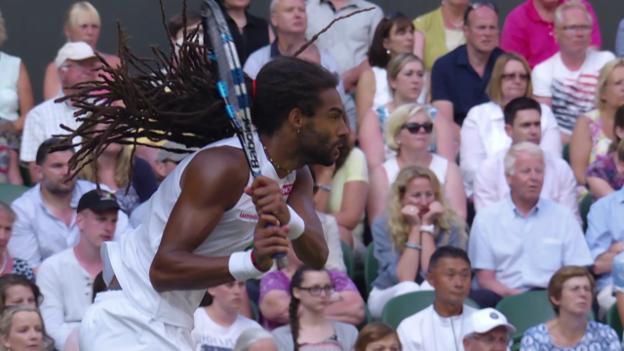Video «Tennis: Wimbledon, Nadal - Brown» abspielen