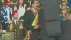 Video «Maduro überlebt Explosion» abspielen