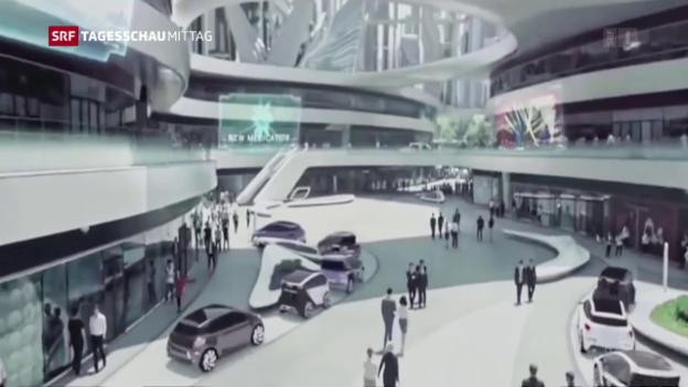 Video «Wie Städte den automatisierten Verkehr organisieren wollen.» abspielen