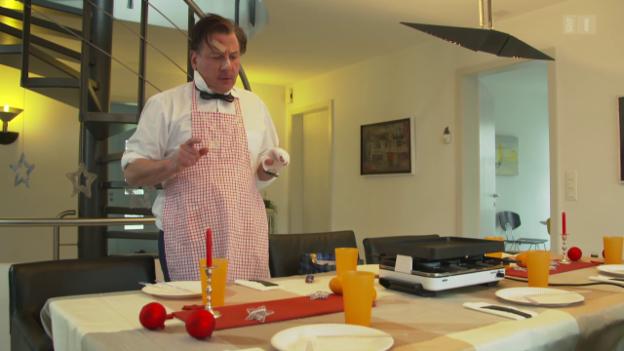 Video «Weihnachtsprodukte im Test: So wird Heiligabend zum Fest» abspielen
