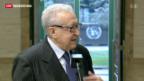 Video «Lösung für Syrien gesucht» abspielen