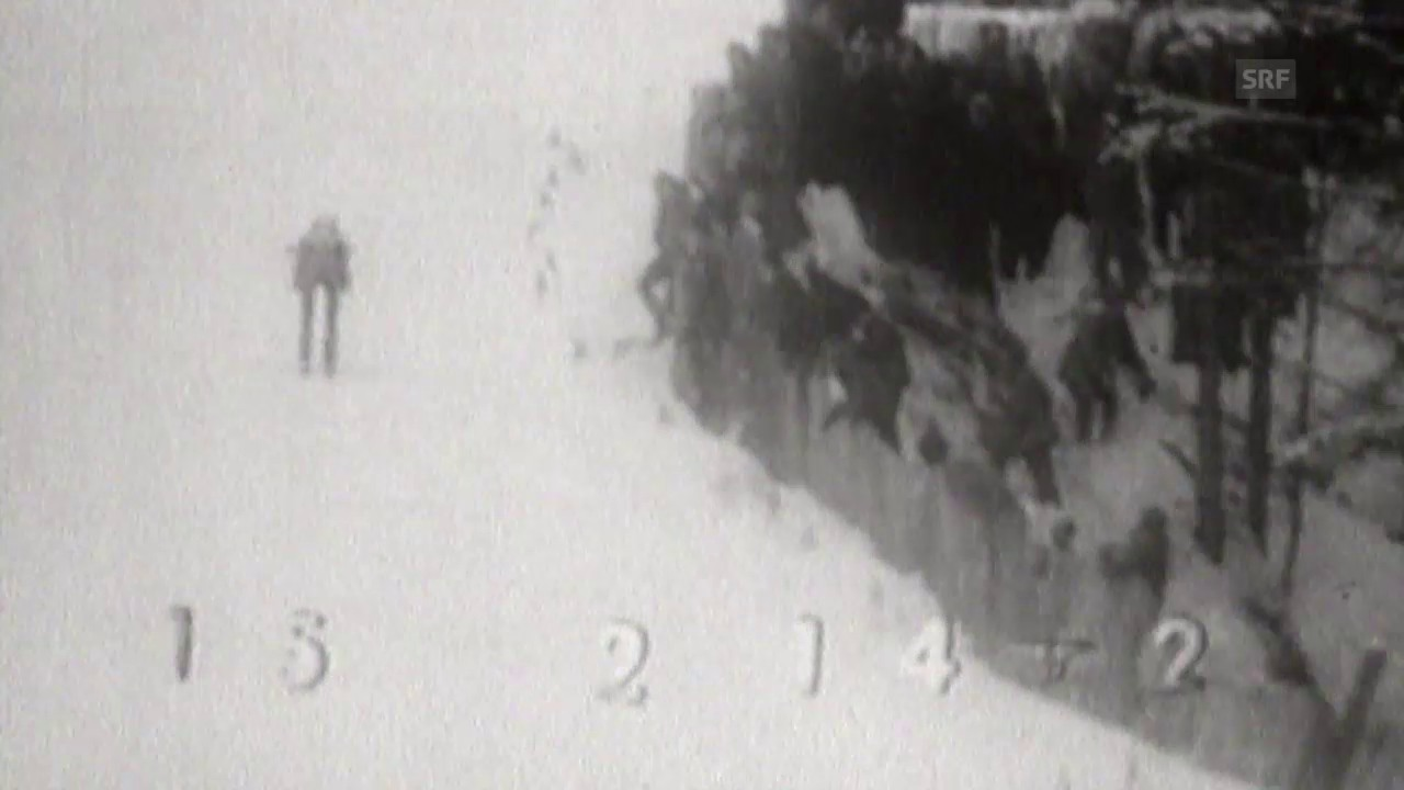 Ski alpin: Bernhard Russi wird 1970 Weltmeister