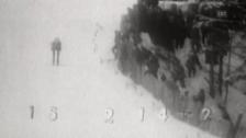 Video «Ski alpin: Bernhard Russi wird 1970 Weltmeister» abspielen