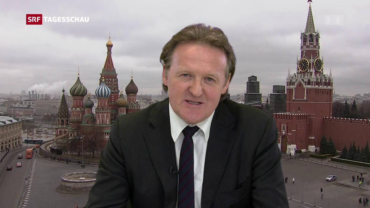 Russland-Korrespondent Franzen: «Ein kleiner Neuanfang ohne neue Lösungsansätze»