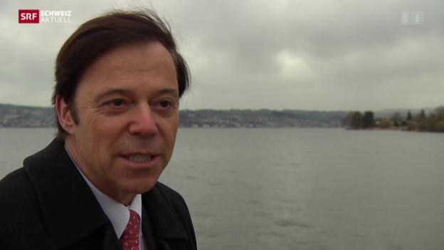 Video «Vorwürfe gegen Christoph Mörgeli bestätigt» abspielen