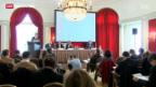 Video «Schweizer Privatbankiers optimistisch» abspielen