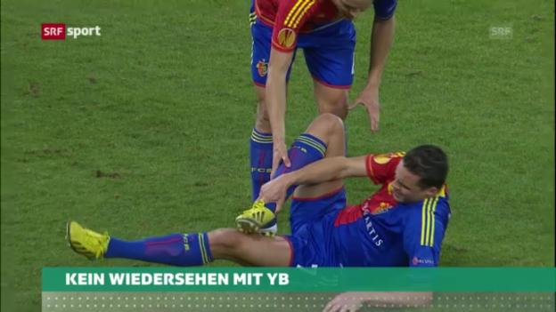 Video «Fussball: David Degen fällt aus» abspielen