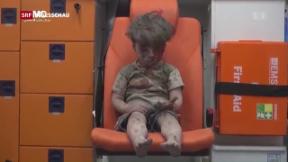 Video «Russland bereit zu Feuerpause in Syrien» abspielen