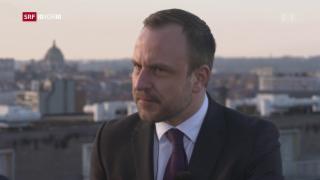 Video «FOKUS: Interview mit dem Terrorismus-Forscher Peter Neumann» abspielen