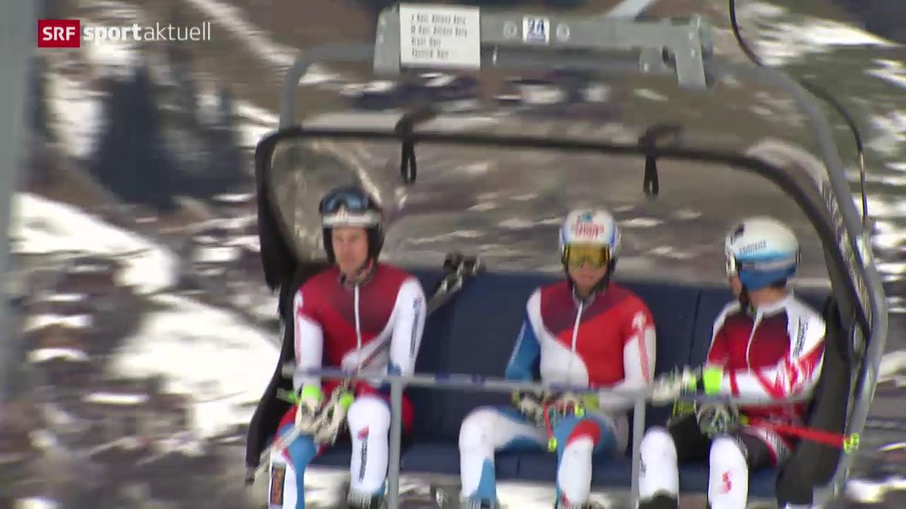 Ski alpin: Weltcup der Männer, Vorschau auf Riesenslalom in Adelboden