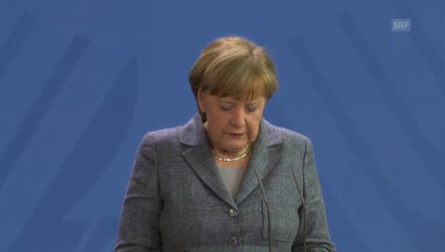 Video ««Die Regierung wird die Ermächtigung erteilen»» abspielen