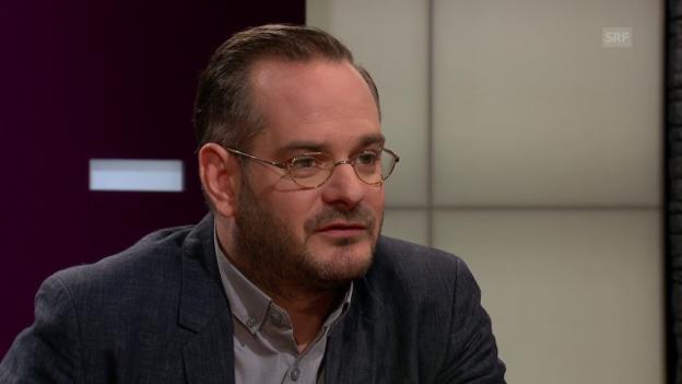 Video «Jonas Lüscher: Kommt alles gut?» abspielen