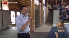 Laschar ir video «Thomas Roffler è il nov president da l'Uniun purila grischuna»