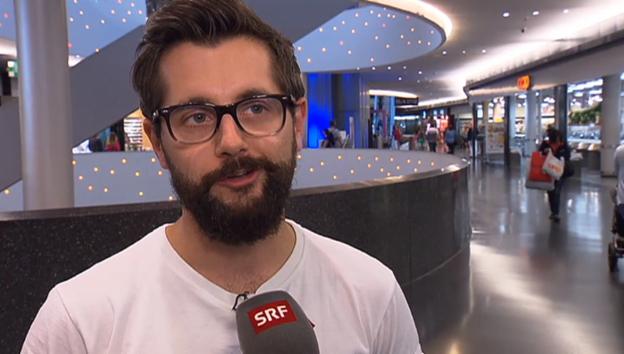 Video «Morgenmuffel Andi Rohrer im Interview» abspielen