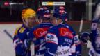 Video «Eishockey: ZSC Lions - Lausanne» abspielen