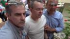 Video «US-Pastor Brunson kommt frei» abspielen
