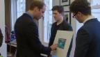 Video «Prinz William als Gamer» abspielen