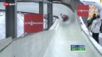 Video «Bob: Zweierbob-Weltcup in Königssee» abspielen