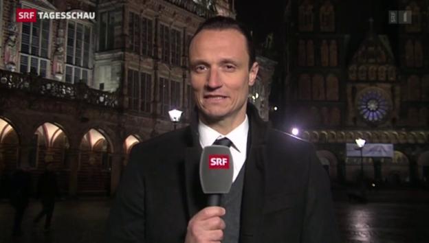 Video «SRF-Korrespondent Adrian Arnold zum AfD-Parteitag» abspielen