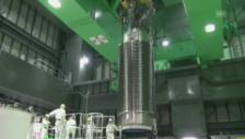 Video «Bergung der Brennstäbe in Fukushima» abspielen