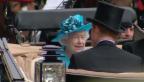 Video «Royal: Pferderennen «Ascot»» abspielen