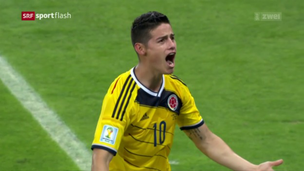 Video «Rodriguez wechselt nach München» abspielen