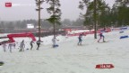 Video «Langlauf: WM in Falun, 50 km Männer» abspielen