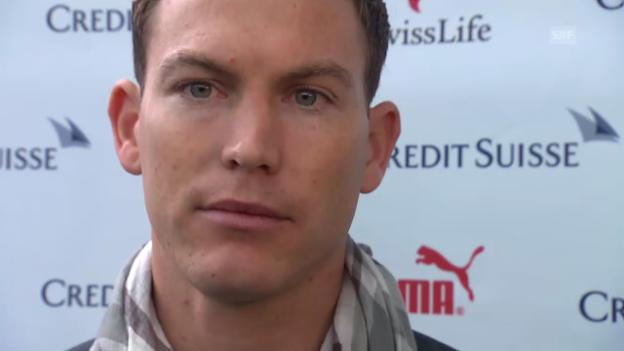 Video «Stephan Lichtsteiner zu seinem Gesundheitsstand» abspielen