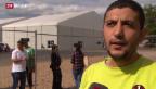 Video «FOKUS: Wie geht es den Flüchtlingen in Deutschland» abspielen