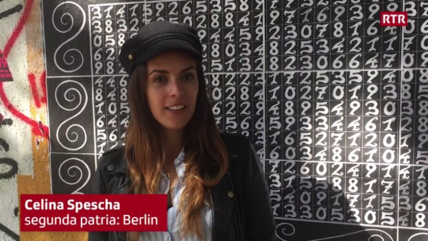Laschar ir video «Berlin è sia segunda patria …»