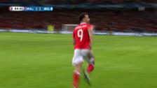 Video «Robson-Kanus Geniestreich lässt Belgiens Defensive alt aussehen» abspielen