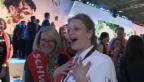 Video «Géraldine Maras: Schweizerin im Final der Schoggi WM» abspielen