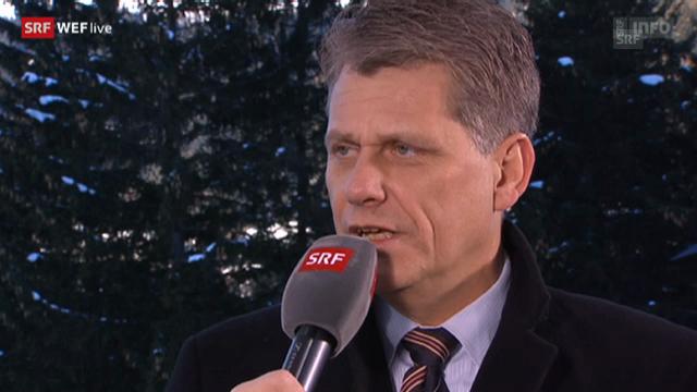 Harry Hohmeister, CEO Swiss