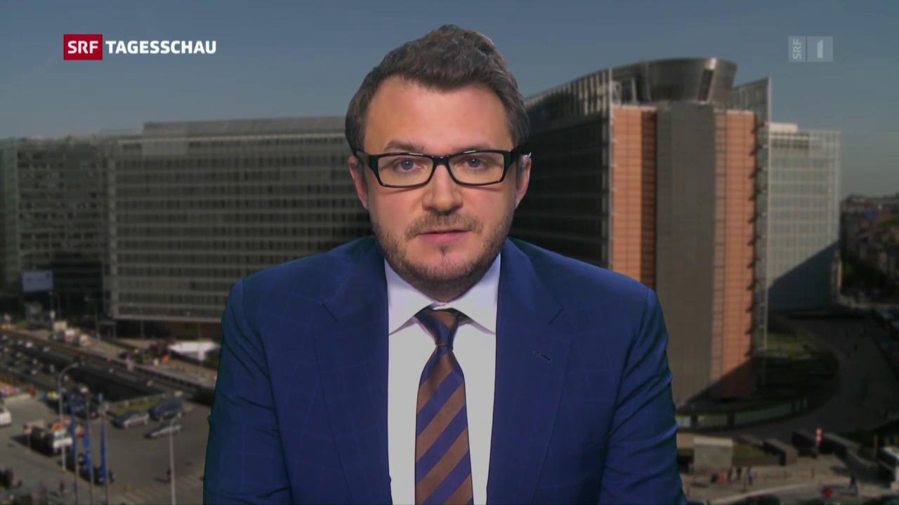 Sebastian Ranspeck zur Auswirkung für die EU