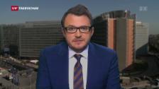 Video «Sebastian Ranspeck zur Auswirkung für die EU» abspielen