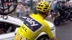 Video «Positive Dopingprobe bei Chris Froome» abspielen