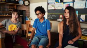 Video «Ana (11), Terence (11) und Melinda (11) aus Genf» abspielen