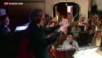 Video «Abgang an der Wiener Staatsoper» abspielen