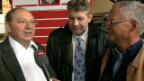 Video «Reunion Folge 1: Beni Thurnheer trifft seine «Tell Star»-Freunde» abspielen