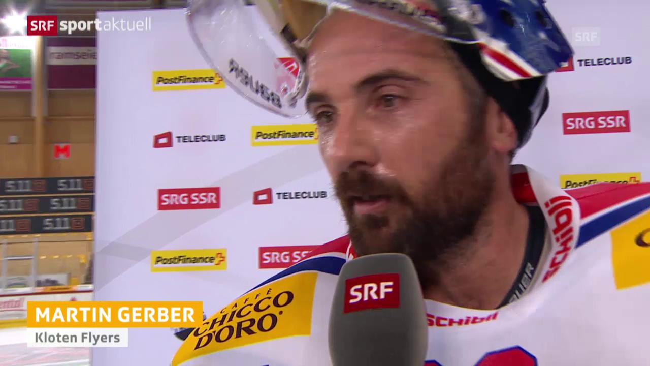 Eishockey: Martin Gerber zurück in Langnau