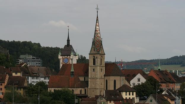 Glockengeläut der Stadtkirche Mariä Himmelfahrt, Baden
